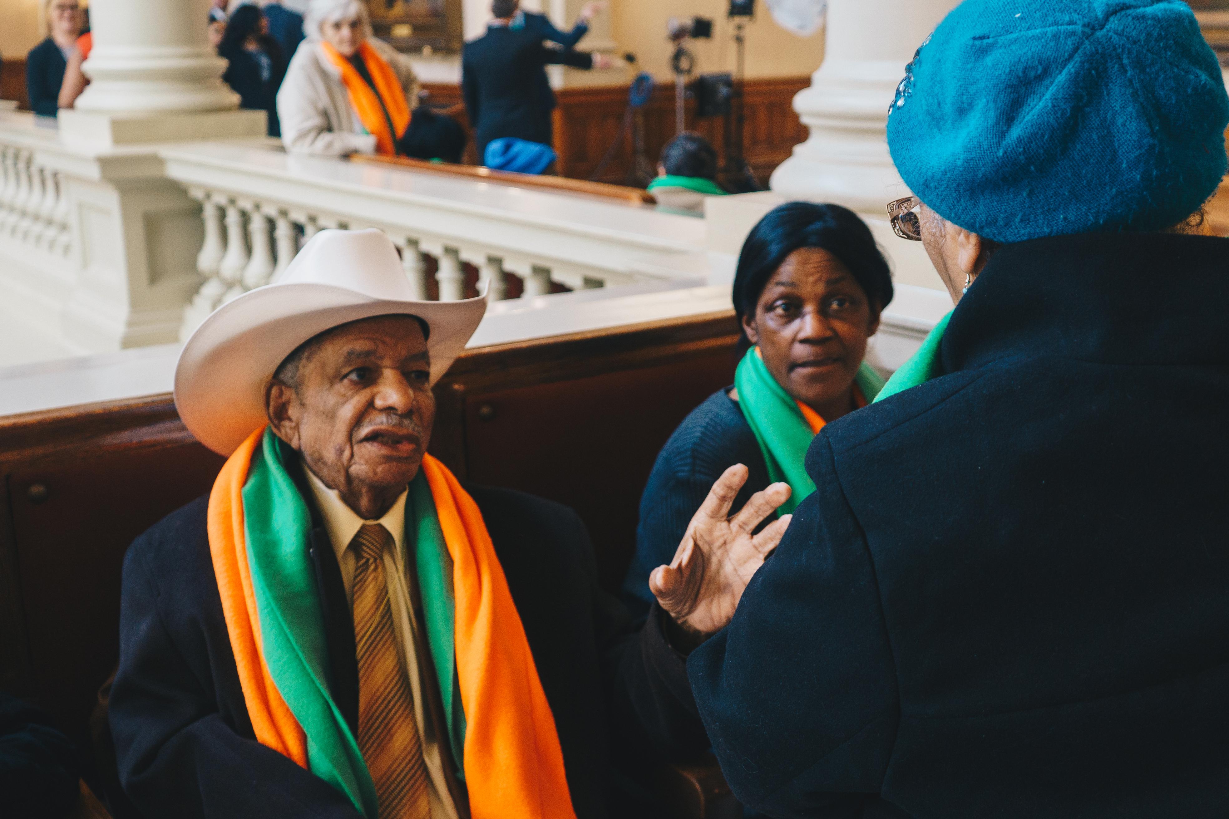Transit Equity: Senior Day